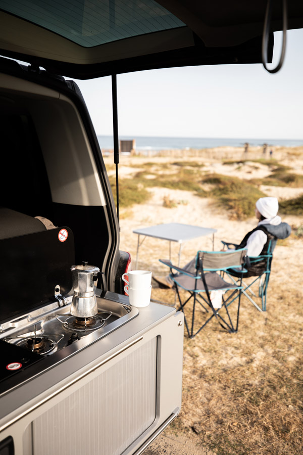 Campervan hire south west of France