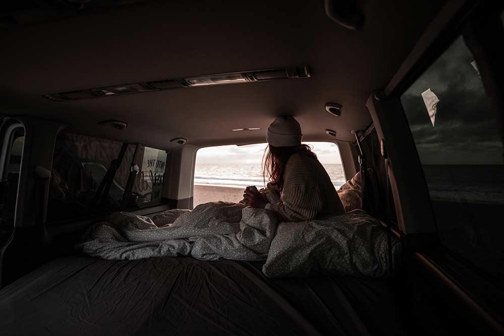 VW campervan hire from Bonfire Vans