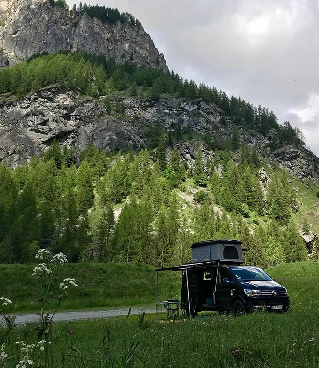Location de Campervan VW
